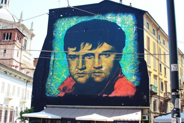 Elvis-mural-Millan-Italy