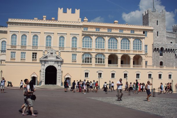 Palais-Princier-Prince's-Palace-Monaco