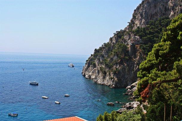 Capri_Italy_View