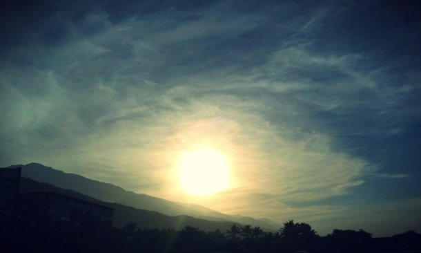 La Guaira_Sunset_Caracas