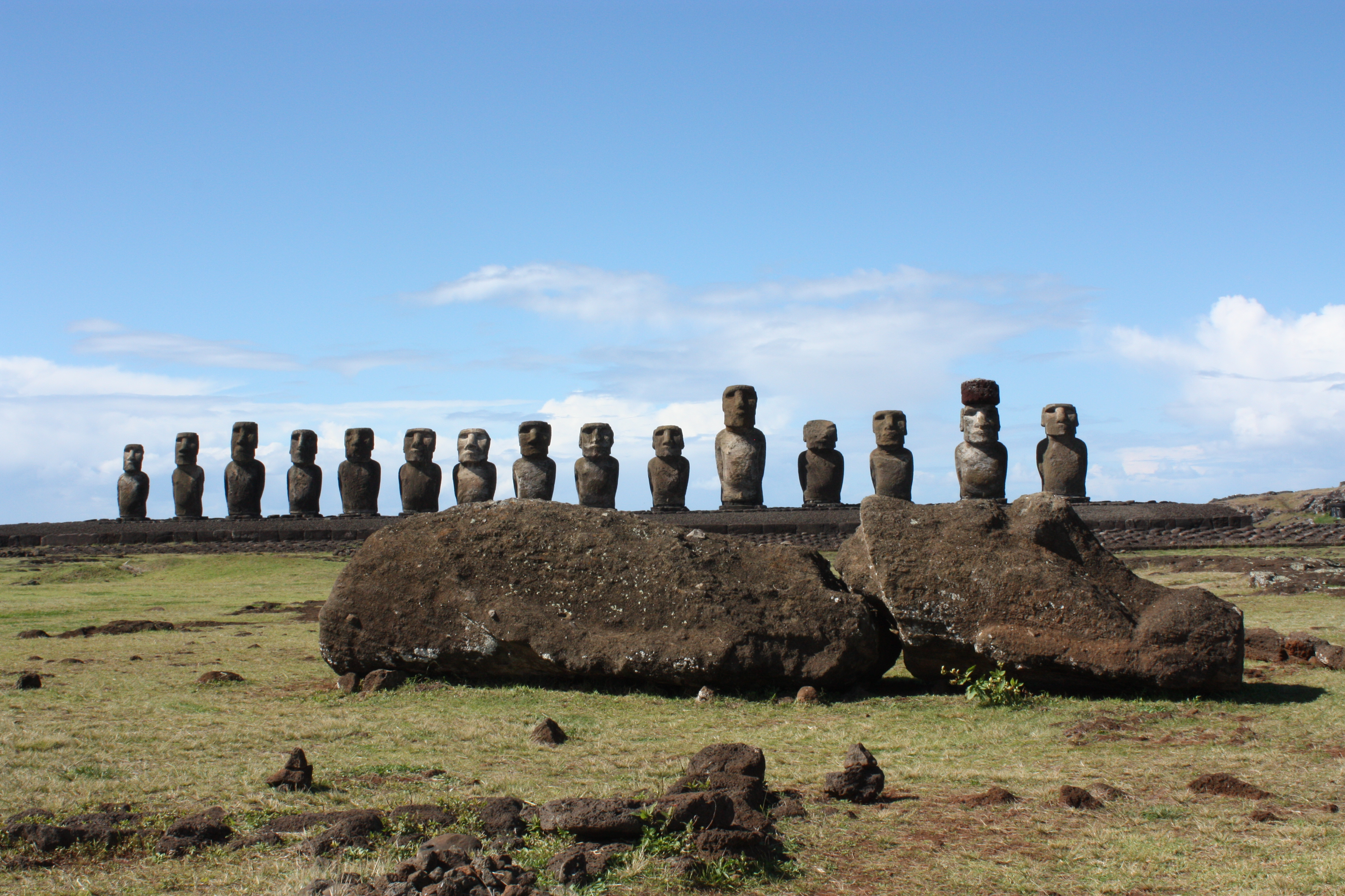 the easter islanders rise and fall essay Easter island (a society that collapsed entirely due to environmental damage)   2010) is a collection of essays by anthropologists criticizing various aspects of.